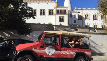 Wonder Jeep Tour Of Sintra And Cascais