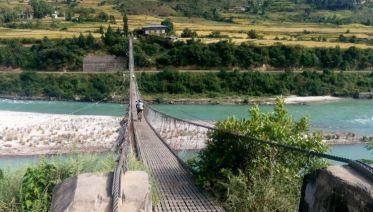 Wonders Of Bhutan On Bike