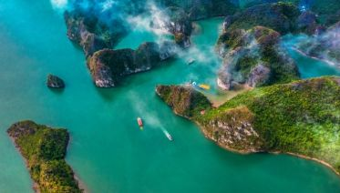 Wonders Of Halong Bay