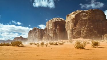 Wonders of Jordan & Egypt