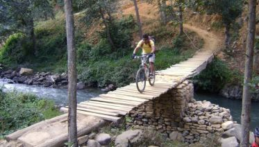Wonders Of Southern Nepal By Bicycle