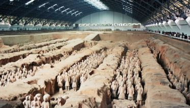Xi'an Terracotta Warriors Group Tour