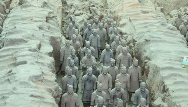 Xian Terracotta Warriors Group Tour