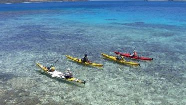 Yasawa Islands Sea Kayaking - Fiji