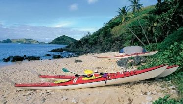 Yasawas Ultimate Sea Kayak Expedition