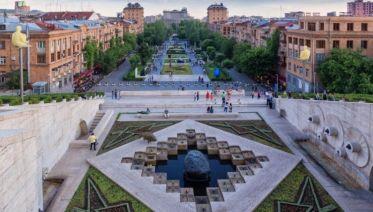 Yerevan - Echmiadzin - Zvartnots - Day Tour