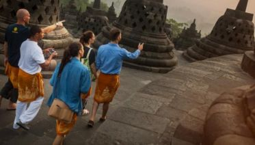 Indonesia On A Shoestring – Java To Kuta