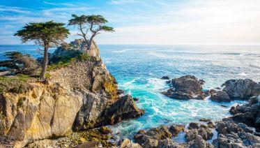 Yosemite, Tahoe & Monterey