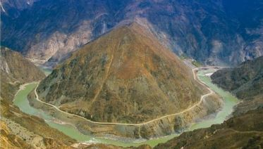 Yunnan Cycle And Tiger Leaping Gorge