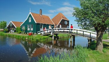 Zaanse Schans, This is Holland & Canal Cruise