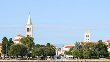 Zadar Churches Walking Tour