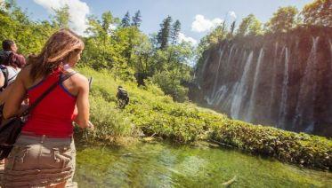 Zagreb to Dubrovnik: Parties & Plitvice Lakes