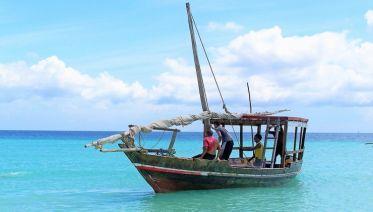 Zanzibar to Cape Town Accommodated
