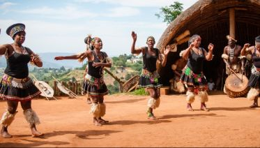 Zulu Cultural Village & Zulu Oracle Tour