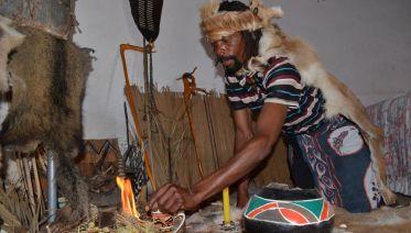 Zulu Oracle & Herbalist Experience