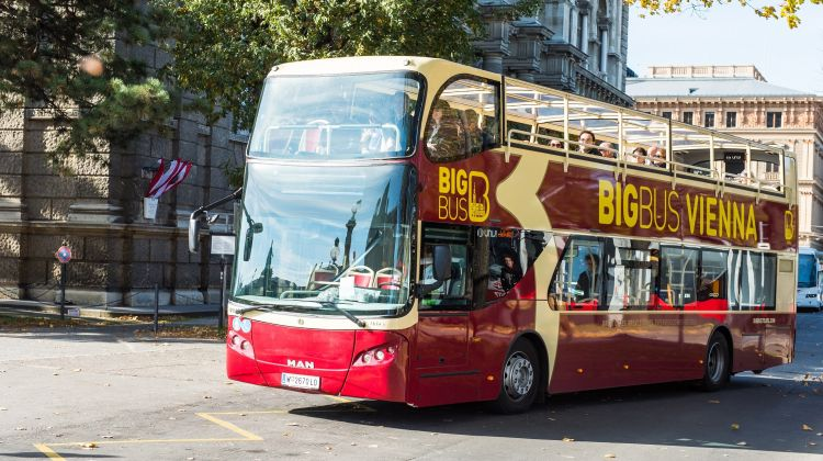 1 Day Big Bus Hop-on, Hop-off Classic Ticket