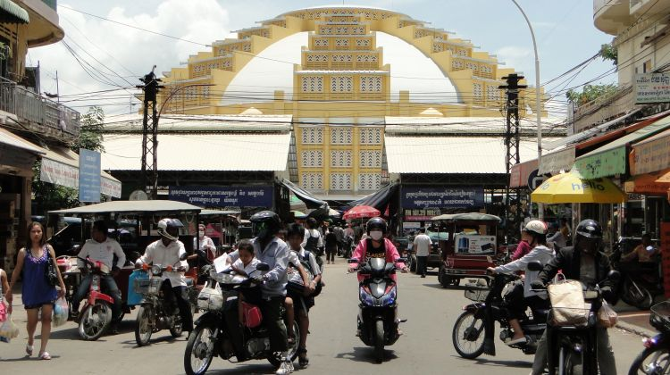 1 day City tour of Phnom Penh