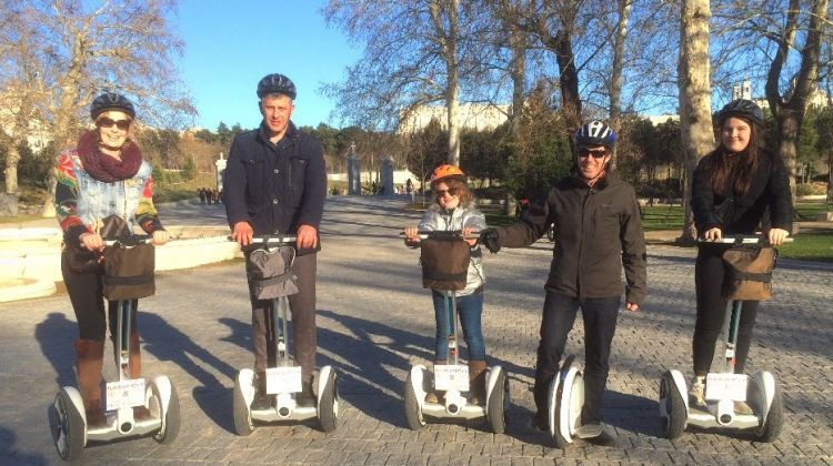 1 hour Segway Discovery Tour in Madrid
