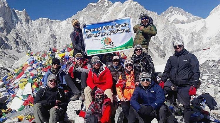 10 days Everest Base Camp Trek