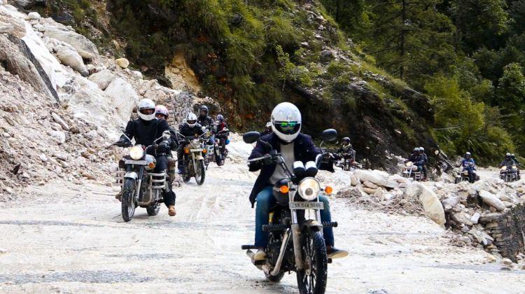 10 Days Himalayan Motorcycle Tour, India