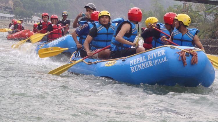 10 Days Sunkoshi River Rafting Tour
