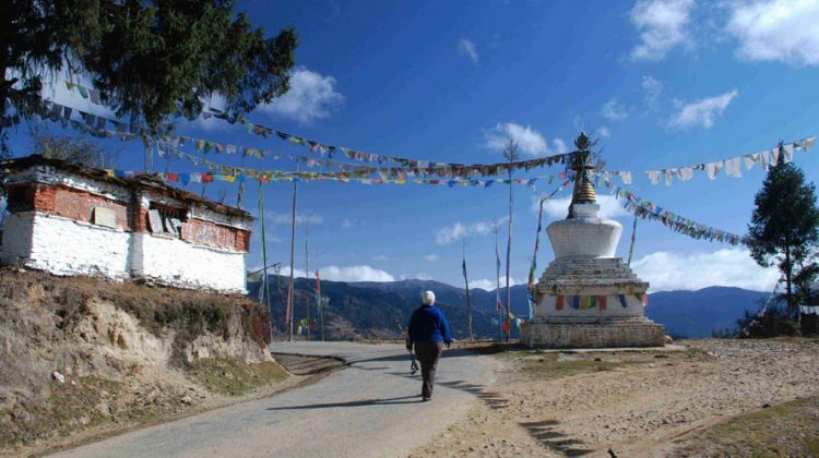 11 Day Druk Path Trek