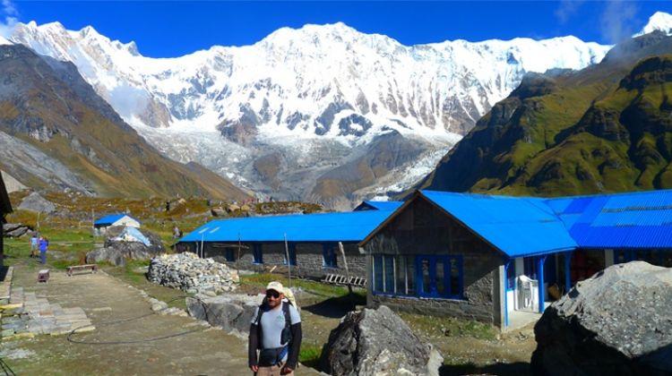 12-Day Annapurna Base Camp Trekking