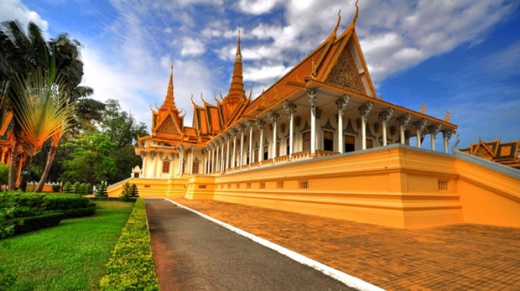 12 Days Cambodia Basic from Bangkok to Saigon