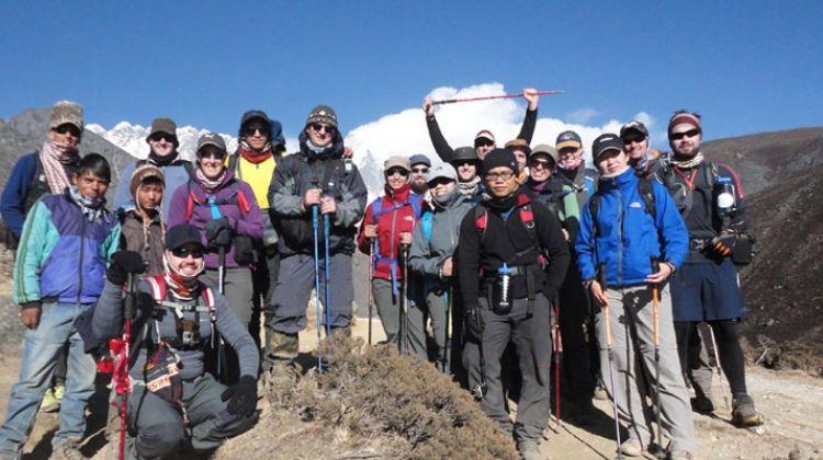 12 Days Everest Base Camp Trek