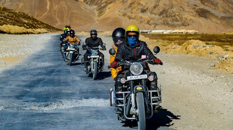 13-Day Trans-Himalayan Motorcycle Tour