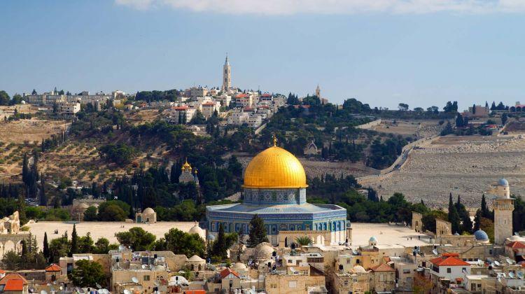 13 Days Highlights Tour of Israel, Jordan & Egypt
