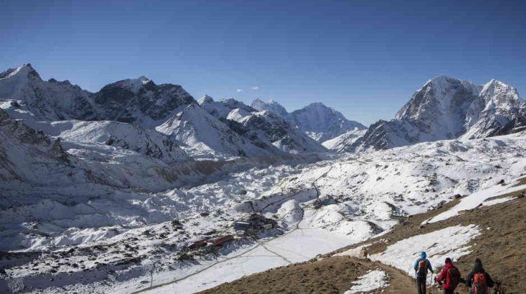 14 days Everest Base Camp Trek