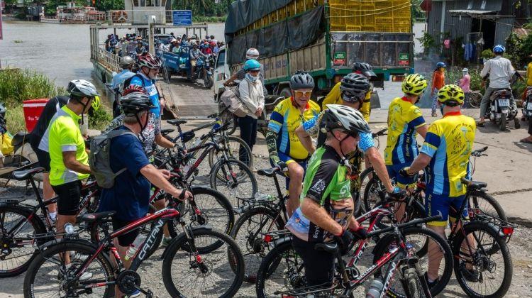 16-day Vietnam, Cambodia & Thailand Cycling Tour