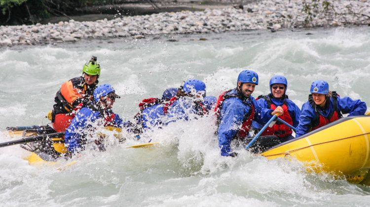 2 Day Rafting Wilderness Expedition