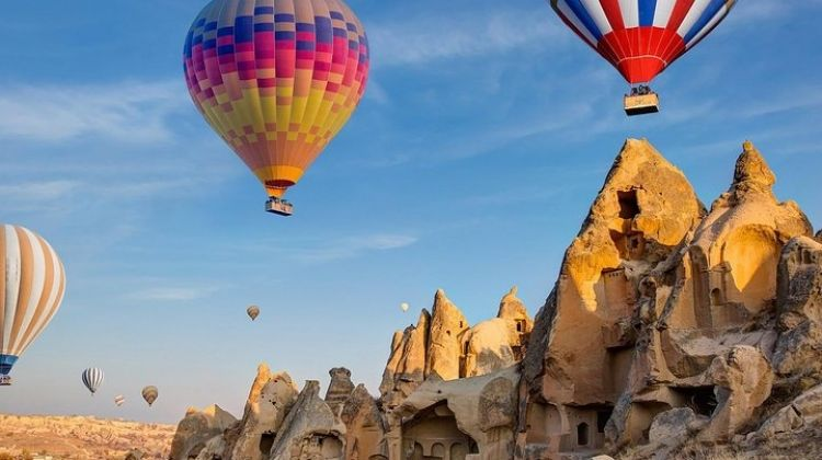 2 Days Cappadocia Tour From/to Istanbul