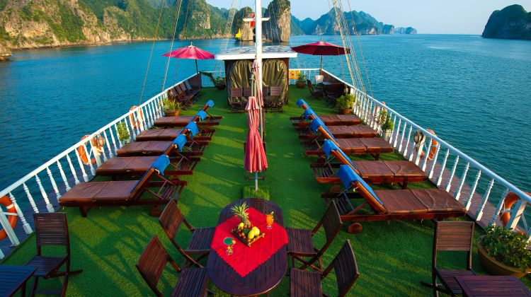 2 Days Halong Bay Cruise