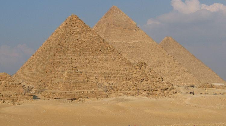 2 days in Cairo, Giza and Sakkara