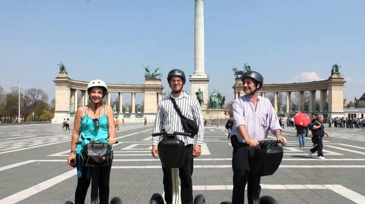 2-Hour Grand City Center Segway Tour