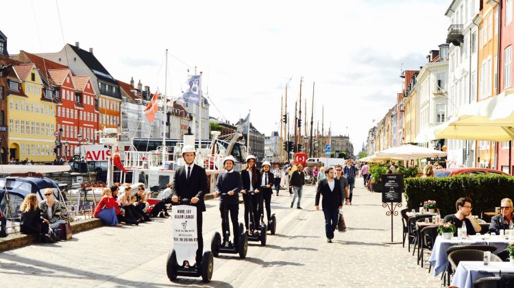 2-Hour Guided Segway Tour
