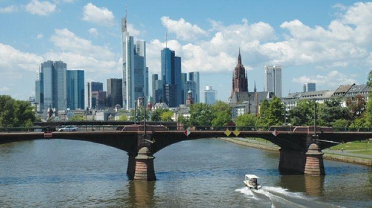 2 Hours Frankfurt City Tour