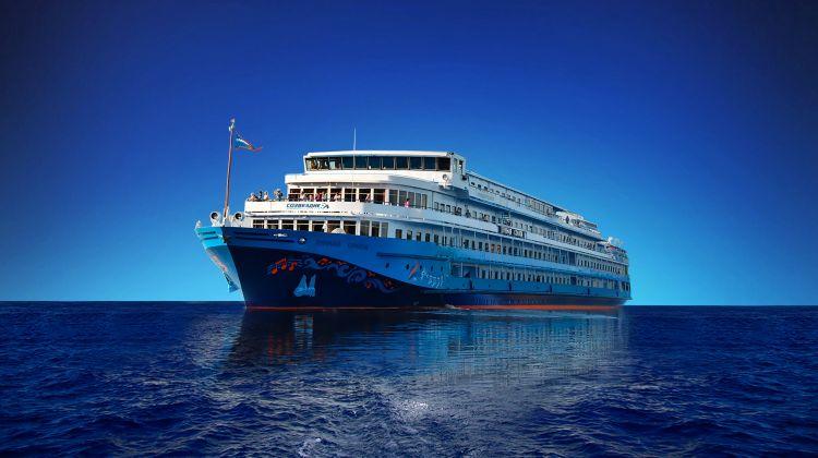2020, Cruise St.Petersburg-Moscow 11 days, Volga Spirit