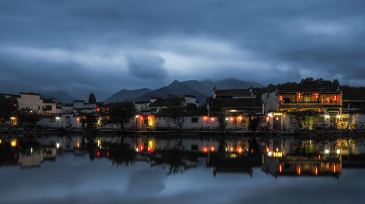 2D/1N Huangshan and Hongcun Tour from Shanghai
