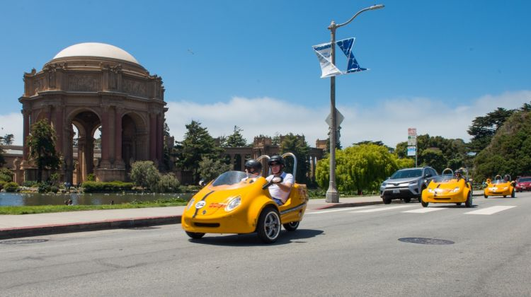 2HR Golden Gate Bridge-Lombard Loop