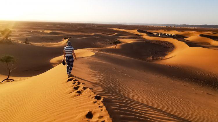 3-Day Atlas Canyon & Sahara Desert Explorer