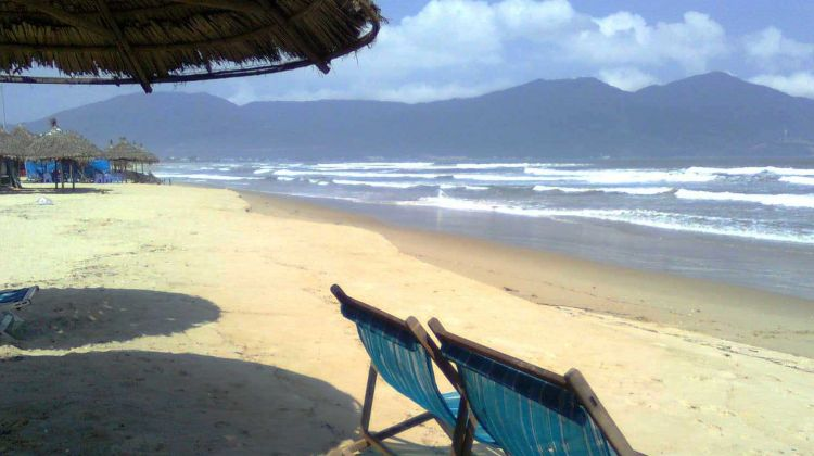 3 days relaxing beach holiday at danang beach by gray line vietnam