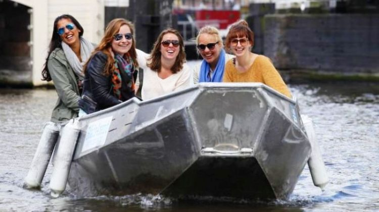3 Hours Boat Rental In Amsterdam