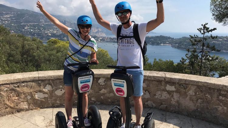 3 Hours Segway Panoramic Tour Nice Villefranche-Sur-Mer
