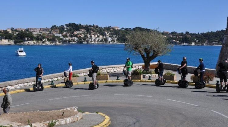 3 Hours Segway Tour Nice Villefranche Sur Mer