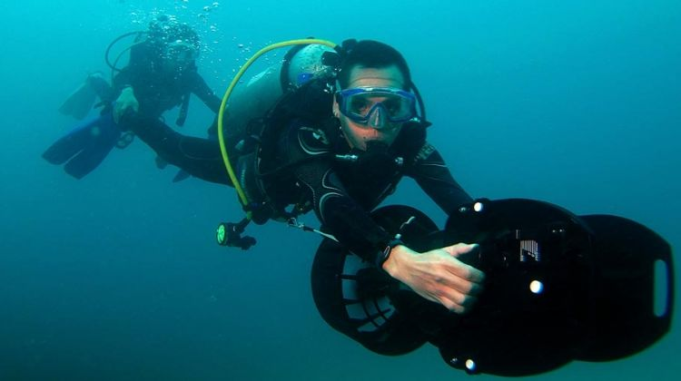 3D/2N PADI Advanced Open Water Package at TDR