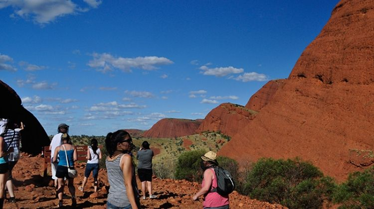 4 Day Red Centre Adventure (ex Yulara)